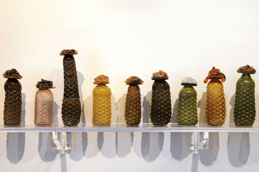 Honey Vessels