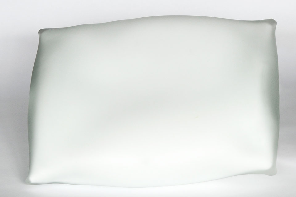Nuvola - venetian glass pillow